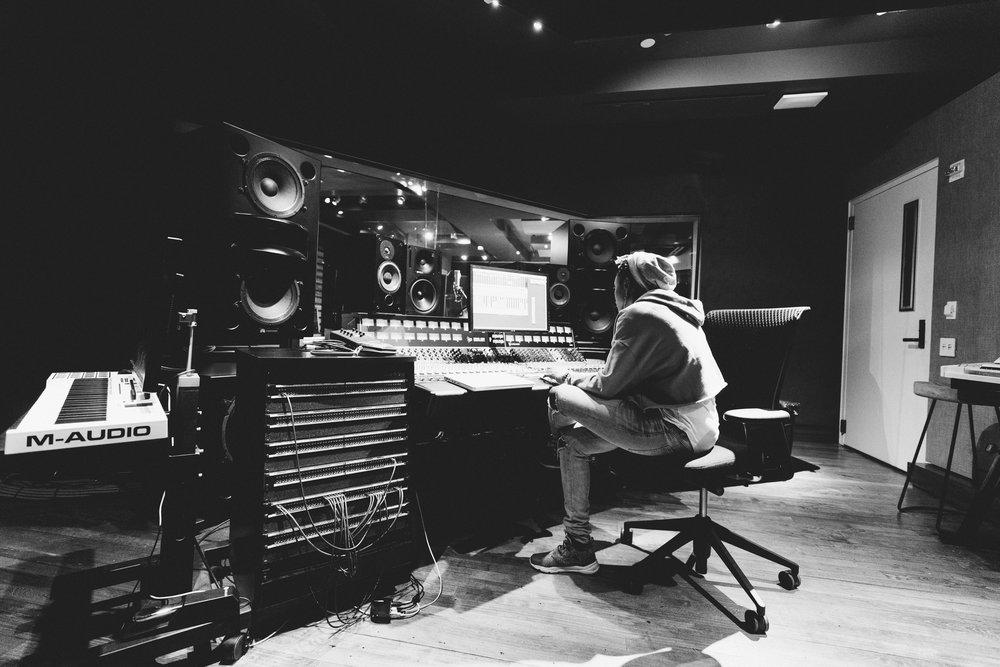online recording studio setup